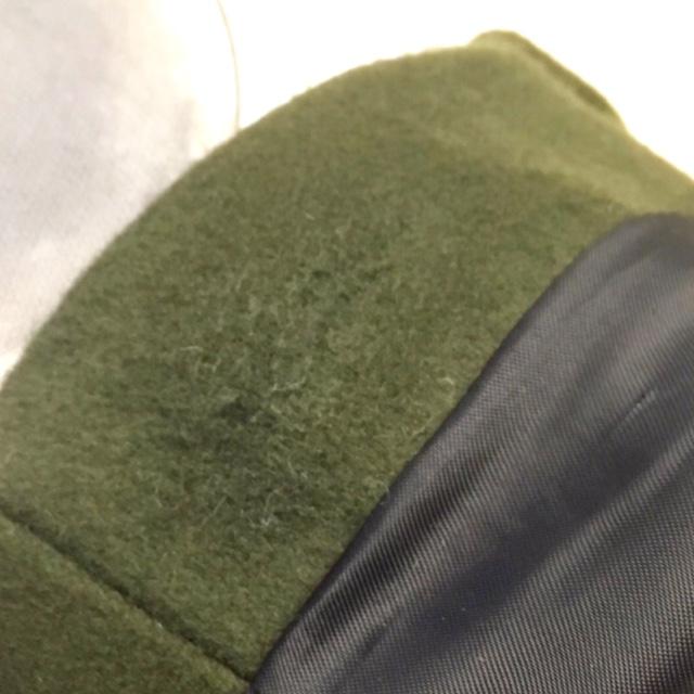 ウールコートのかきざき-after